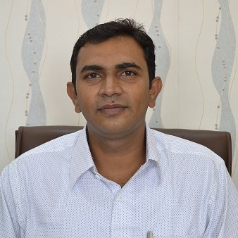 Dr. Anilkumar M. Makadia : Asst. Professor (Hindi)