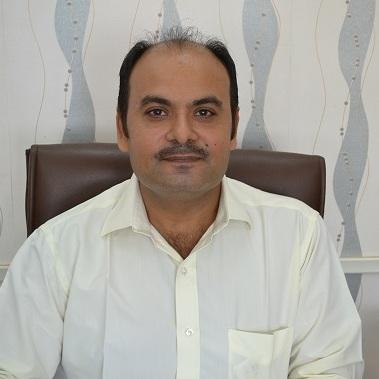 Shri Bharatkumar K. Pala : Asst. Professor (Business Administration)