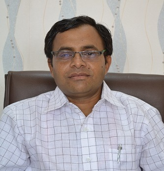 Dr. Dipak Sondarva : Asst. Professor (Hindi)