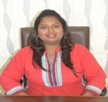 Ms. Arti Parmar : Asst. Professor (Commerce)