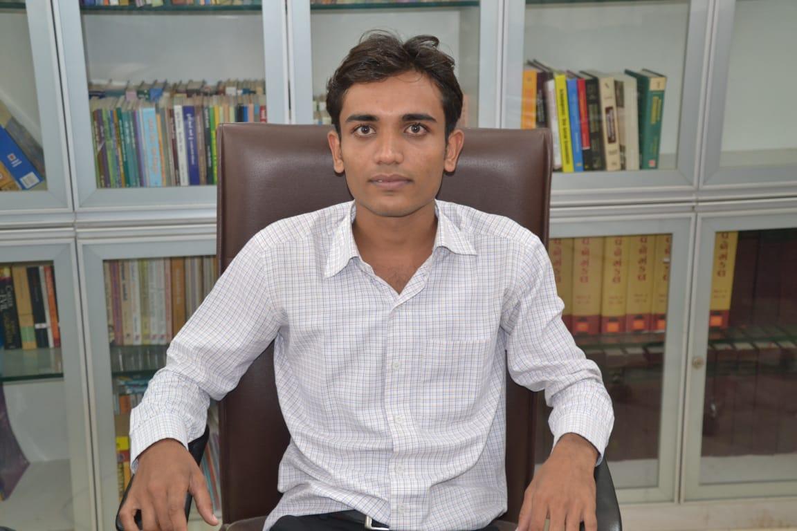 Shri. Alpesh Bhimani : Asst. Professor (Microbiology)