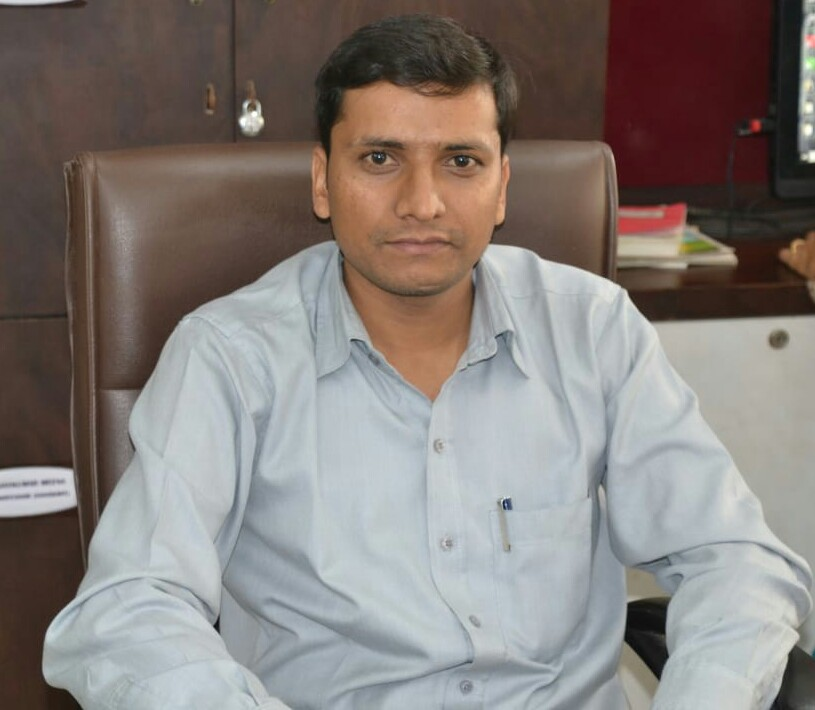 Dr. Babu Vairu : Asst. Professor (Sanskrit)